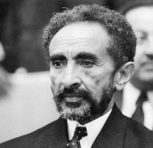 El emperador de Etiopía, Haile Selassie I. ©ANP