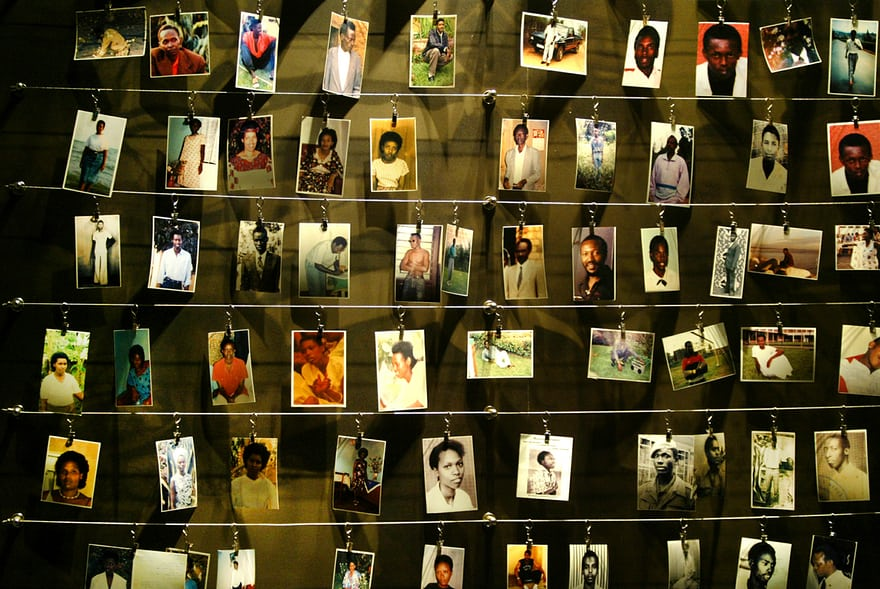 Resultado de imagen para genocidio de eeuu en ruanda