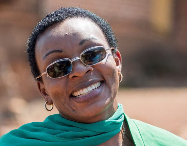 Victoire Ingabire. Fuente: www.rwandamagazine.com