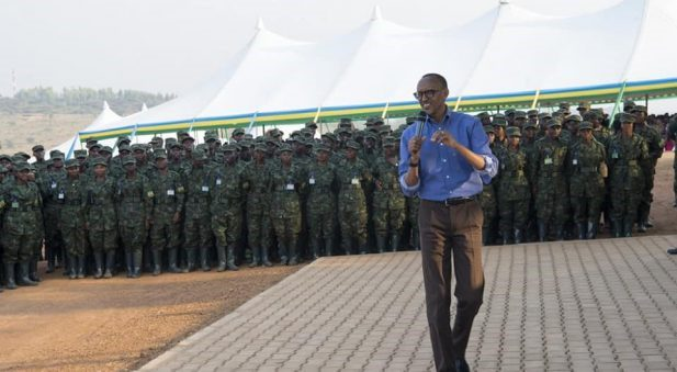 Paul Kagame. Fuente: www.musabyimana.net