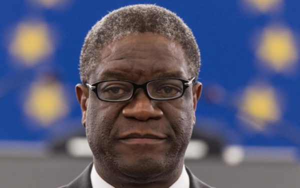 El doctor Denis Mukwege. Fuente: http://nzingagermain.com