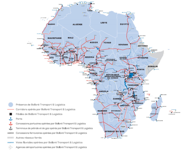 Fuente: Le Journal de l'Afrique