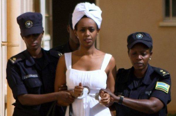 Diane Rwigara. fuente: www.jambonews.net