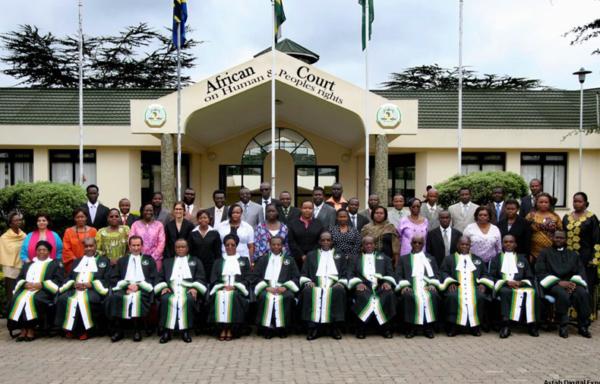 Sede de la Corte Africana de Derechos Humanos y de los Pueblos. Foto: archivodeinalbis.blogspot.com.