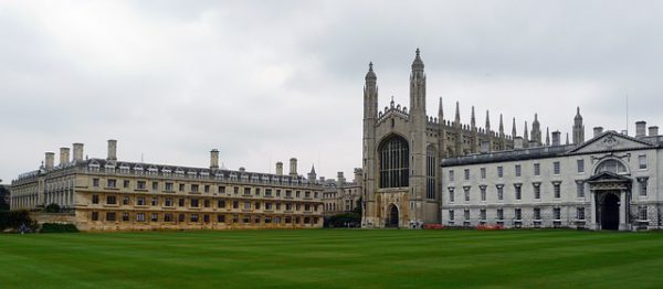 Universidad de Cambridge. Foto: Pixabay.