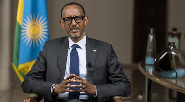 Paul Kagame. Foto: Gina Informs.