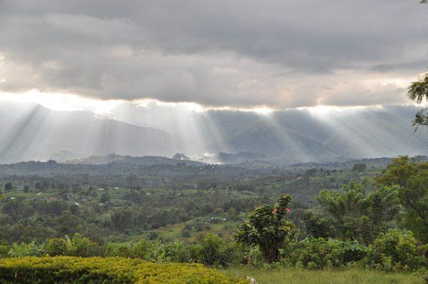 Paisaje de la RD Congo. Foto: Pixabay.