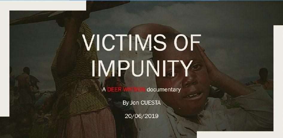Fotograma del documental 'Víctimas de la impunidad'. Foto: Jambonews.