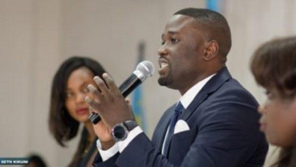 El investigador congoleño Jérôme Munyangi. Foto: Agence Cameroun Presse (ACP).
